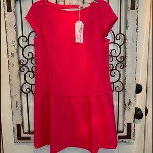 LOFT Dark Pink Dress for Breast Cancer 12P